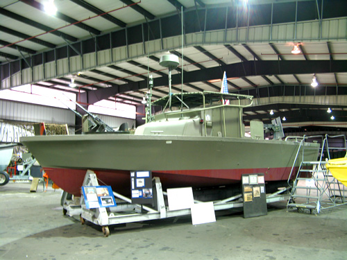 PBR Mark II Hull 31RP7210 for Sale.