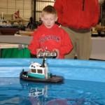 Remote Control Boat Pond