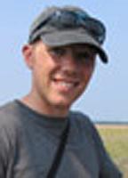 Simon Geerlofs -  Marine Programs Coordinator